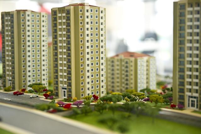 תהליך התכנון, בנייה והעיצוב של מודלים אדריכליים