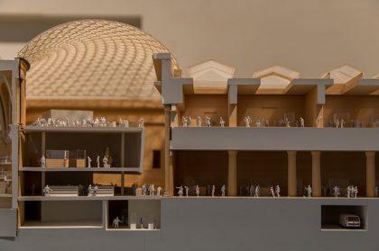 הדפסת מודלים אדריכליים בתלת מימד